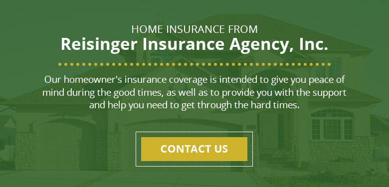 Contact Reisinger Insurance Agency, Inc. for home insurance.